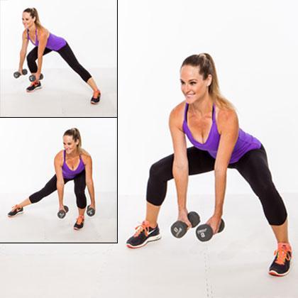 the yoga exercises